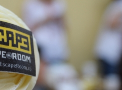 Lansare de presa Real Escape Room Bucuresti